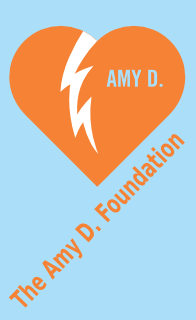 The Amy D. Foundation logo